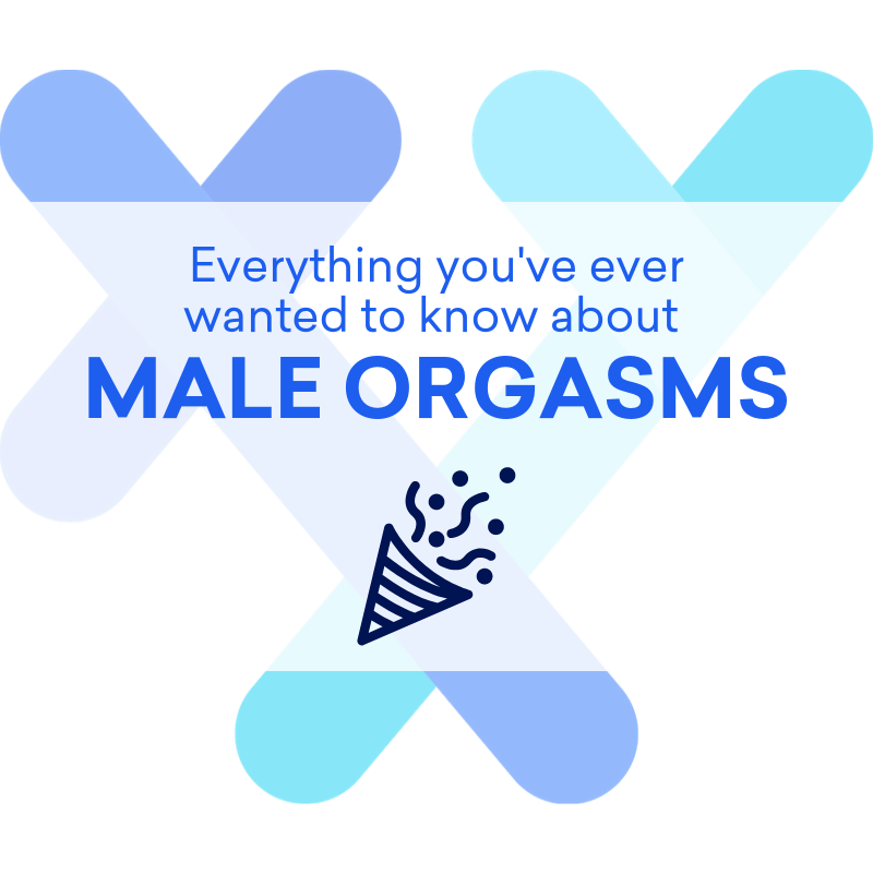 Everything you have ever wanted to know about the male orgasm.
