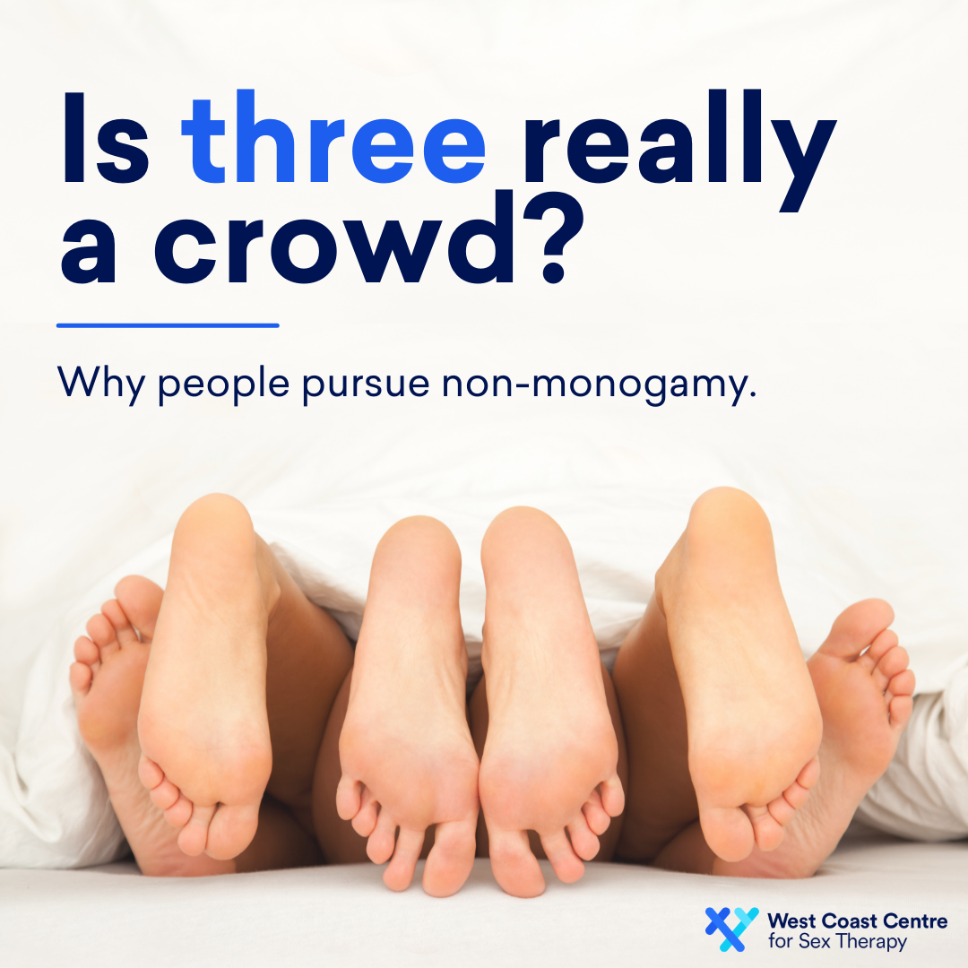 Is three really a crowd?